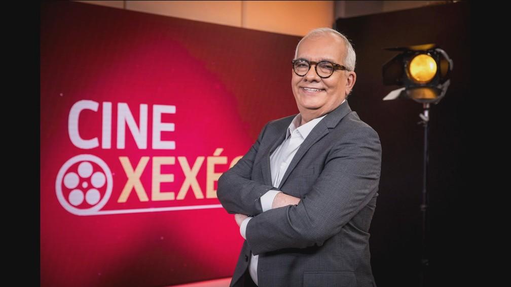 Artur Xexéo — Foto: Reprodução/GloboNews