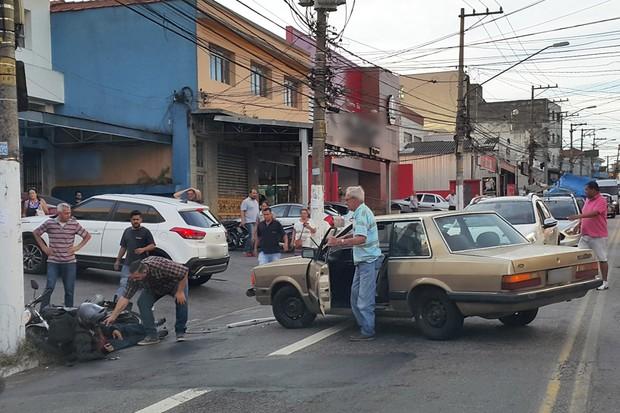 Seguro DPVAT cobre despesas médicas de vítimas de acidentes de trânsito (Foto: Ulisses Cavalcante/Autoesporte)