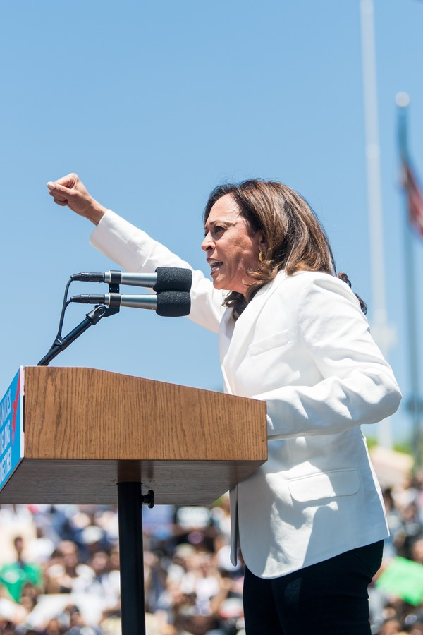 Kamala Harris (Foto: Getty Images)