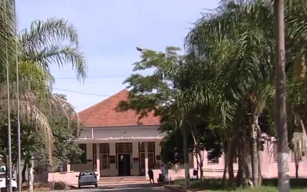 IEG, em Goiânia, está entre as unidades que serão fechadas em Goiás — Foto: Reprodução/TV Anhanguera