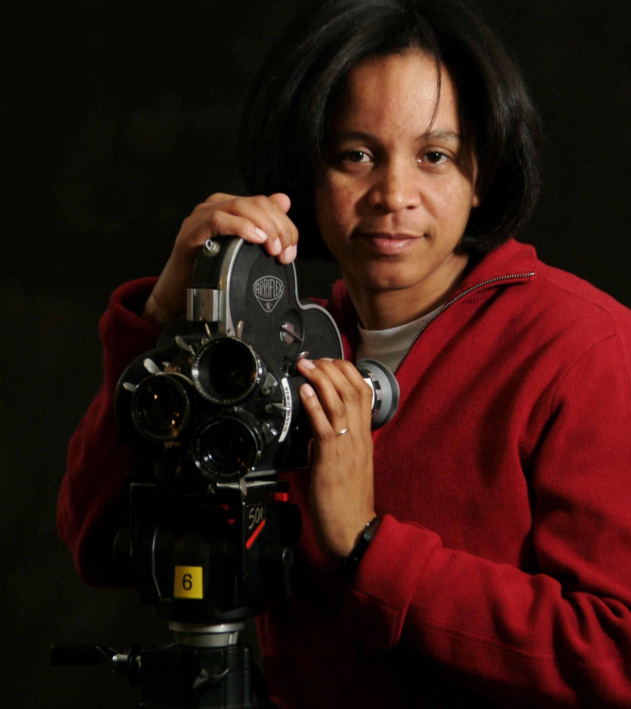 Sil é diretora de cinema e acaba de lançar um livro (Foto: Acervo pessoal)
