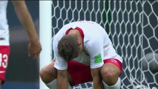 Vitória do Senegal sobre a Polônia teve gol contra de brasileiro