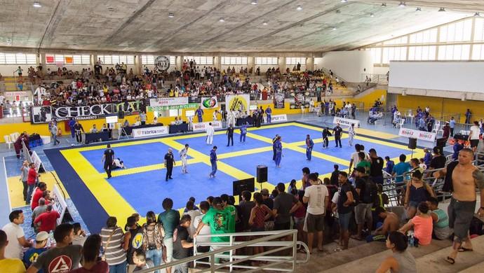 Nordeste Open de Jiu-jitsu (Foto: Tiago Lima/Divulgação)