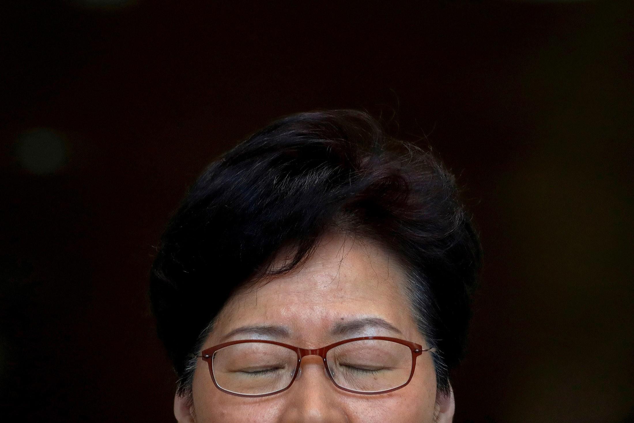 Projeto de lei não é ameaça a liberdade em Hong Kong, afirma líder