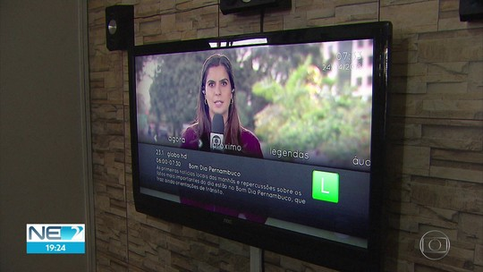 Canal da Globo muda em Timbaúba, na Zona da Mata Norte de PE, para quem tem TV digital