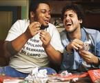 Danilo de Moura e George Sauma gravam 'Meu amigo encosto' | Divulgação