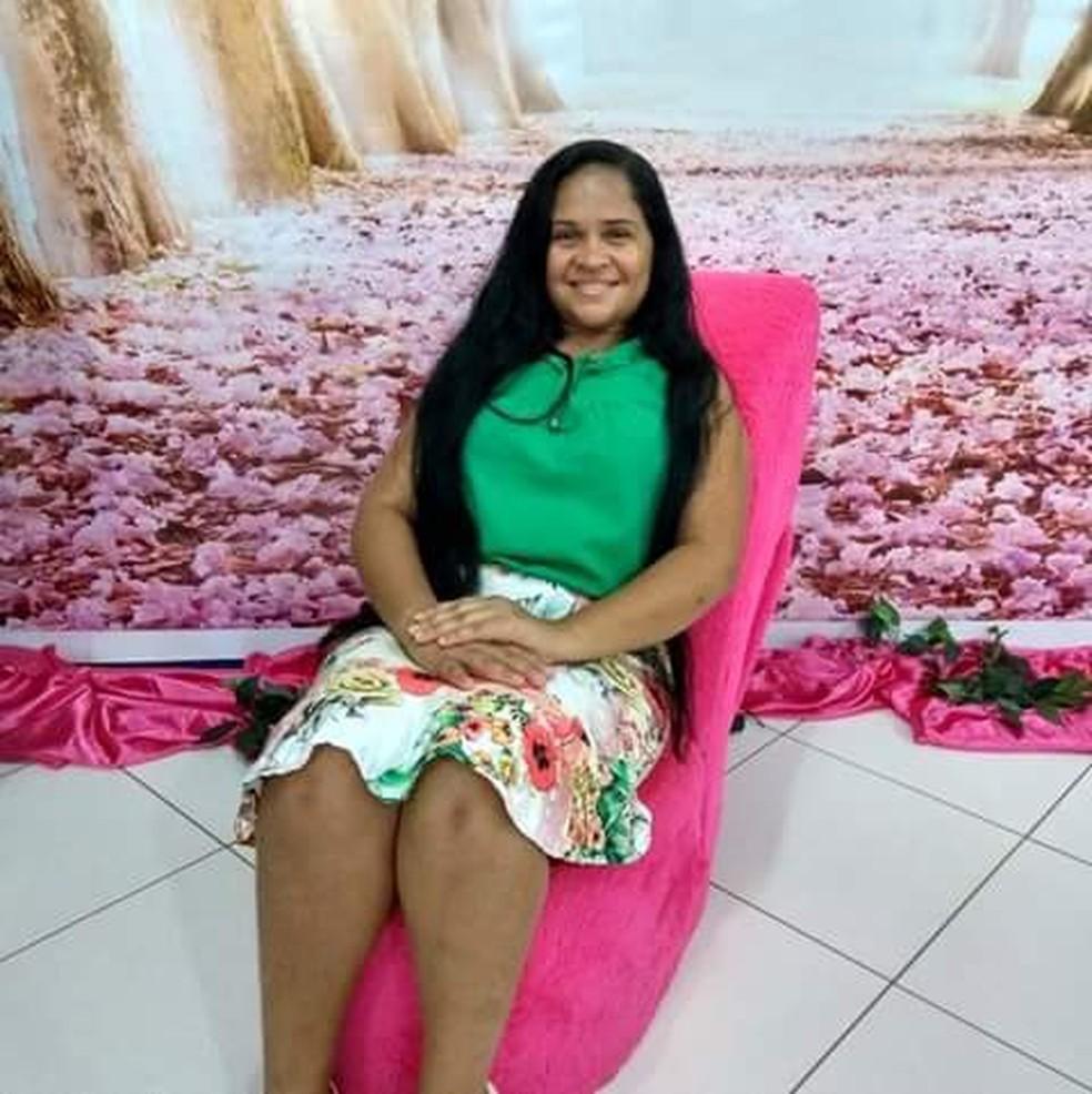Corpo de Maristela Freitas Alves foi encontrado em balneário no ano passado. — Foto: Reprodução/Facebook