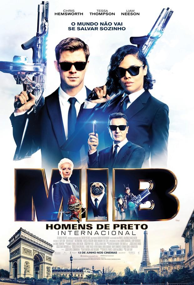 MIB: Homens de Preto - Internacional (Foto: Sony Pictures)