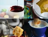 Como fazer fondue: tradicional de queijo, de chocolate, de legumes e até de coxinha