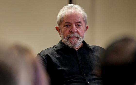 O ex-presidente Luiz Inácio Lula da Silva  (Foto:  Suamy Beydoun / AGIF/AFP)