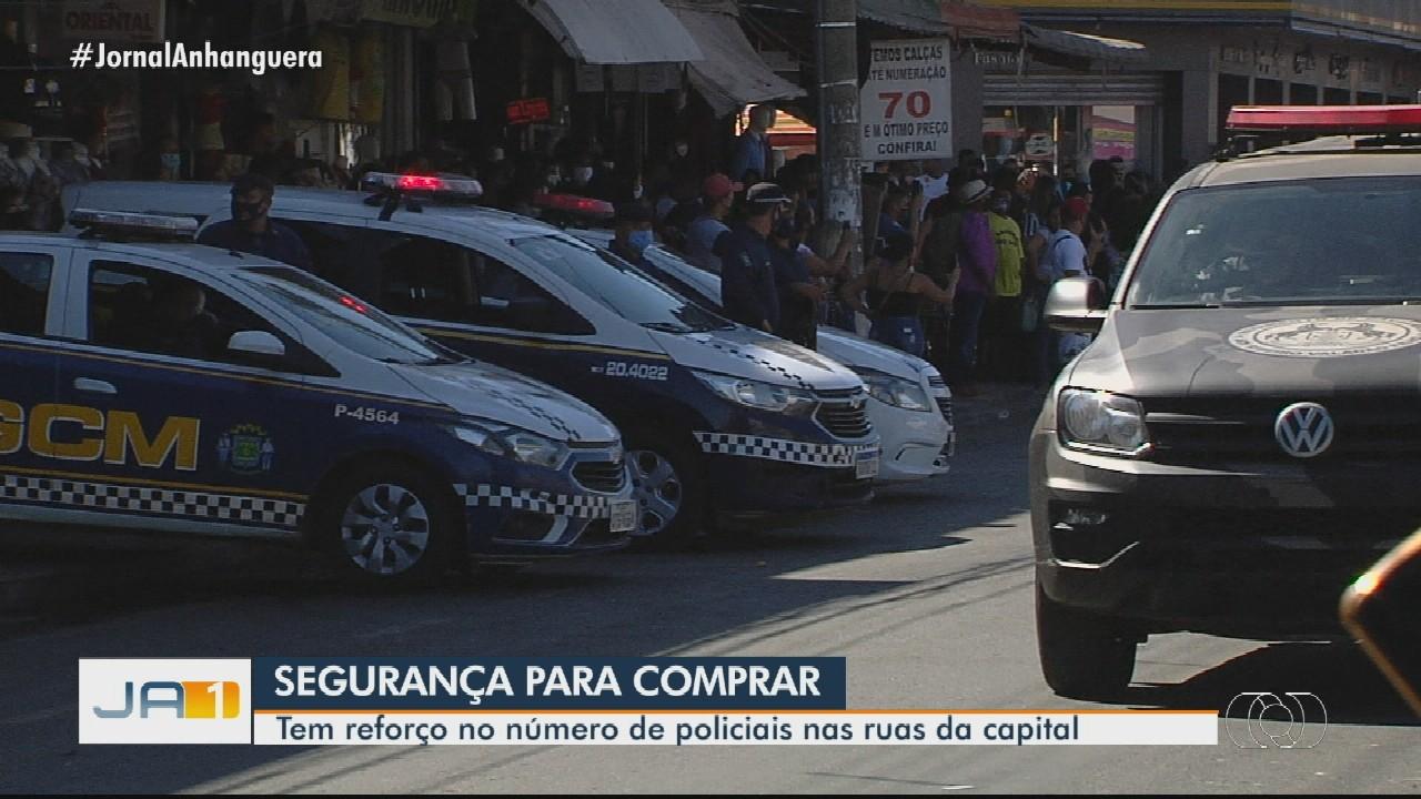 PM lança Operação Natal Seguro, em Goiânia
