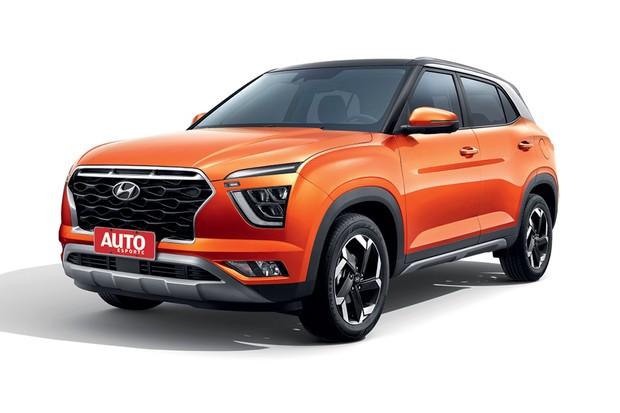 Modelo nacional do Hyundai Creta será um pouco diferente do chinês, particularmente na traseira, e será lançado em 2021 (Foto: Bobaedream)