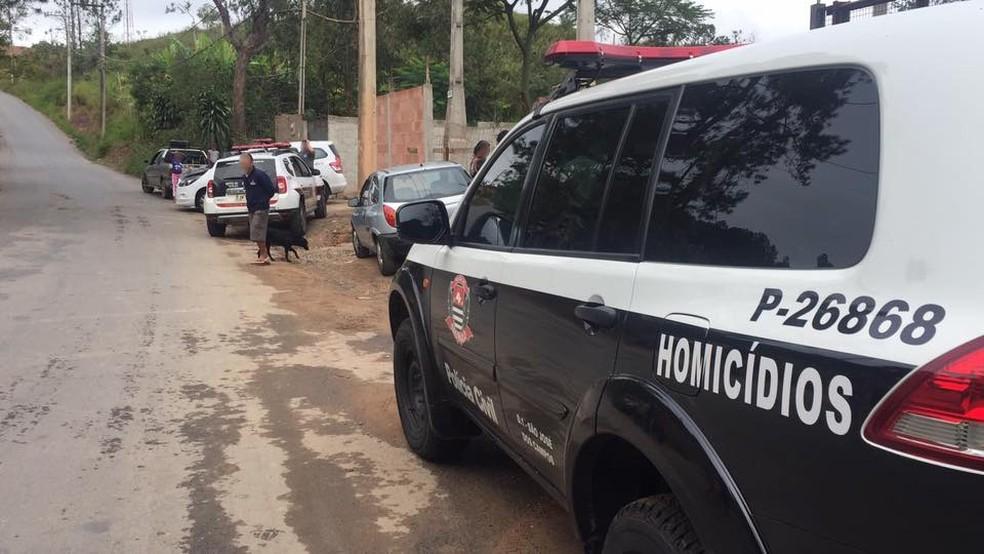 Polícia prende mais dois suspeitos de envolvimento na morte de policial em Caçapava — Foto: Arquivo pessoal