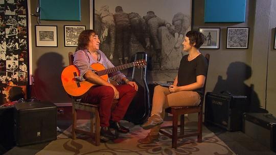 Globo Horizonte deste domingo entrevista o músico Toninho Horta