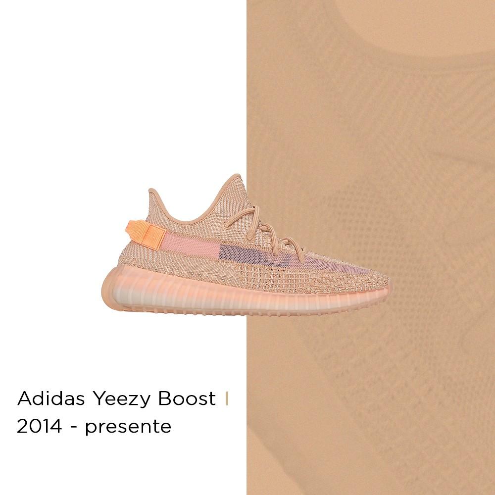 Adidas Yeezy Boost - 2014 - presente (Foto: Reprodução | arte: @matthhenriquee)
