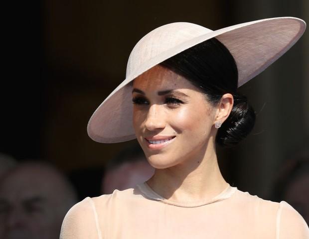 Meghan Markle se casou com o príncipe Harry, no dia 19 de maio de 2018 (Foto: Getty Images)