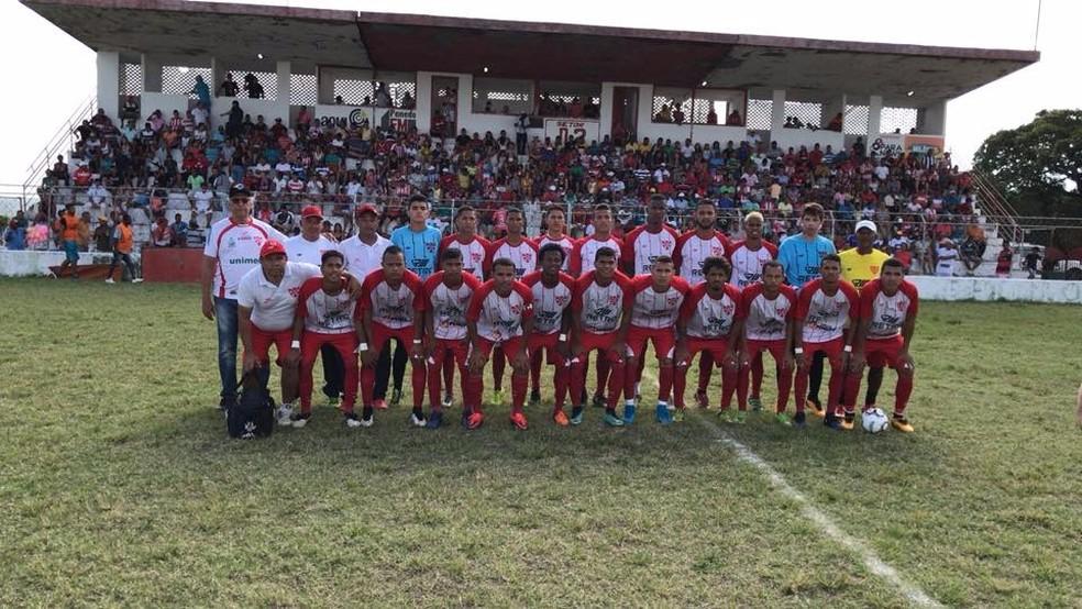 A intenção do clube é voltar para a elite do estadual — Foto: Roque Júnior / Federação Alagoana de Futebol