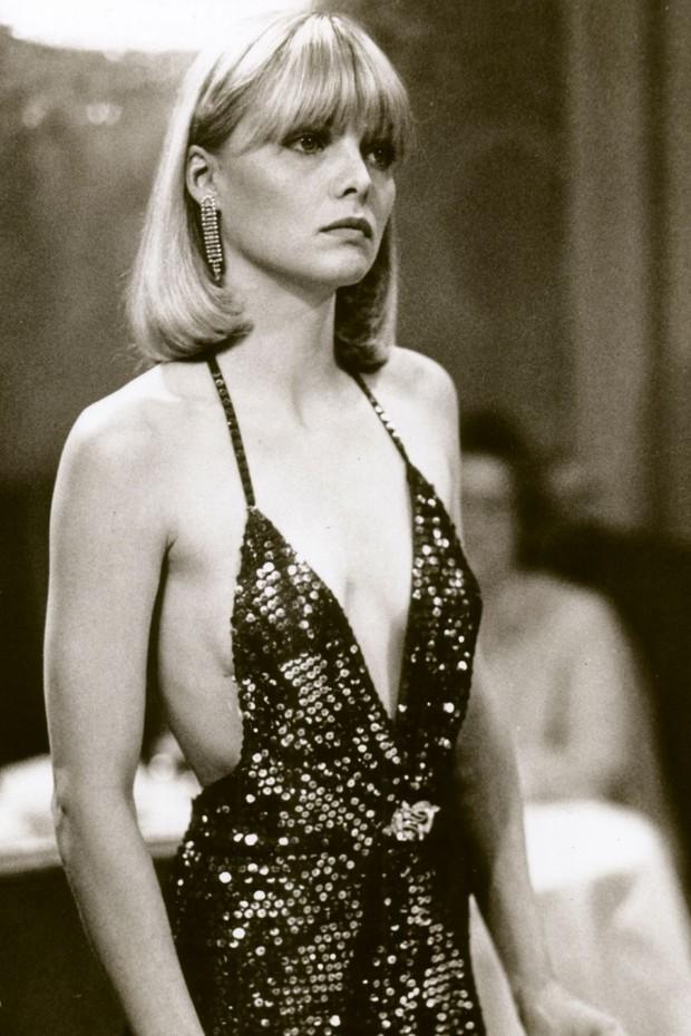 Michelle Pfeiffer em Scarface (Foto: Reprodução/Instagram)