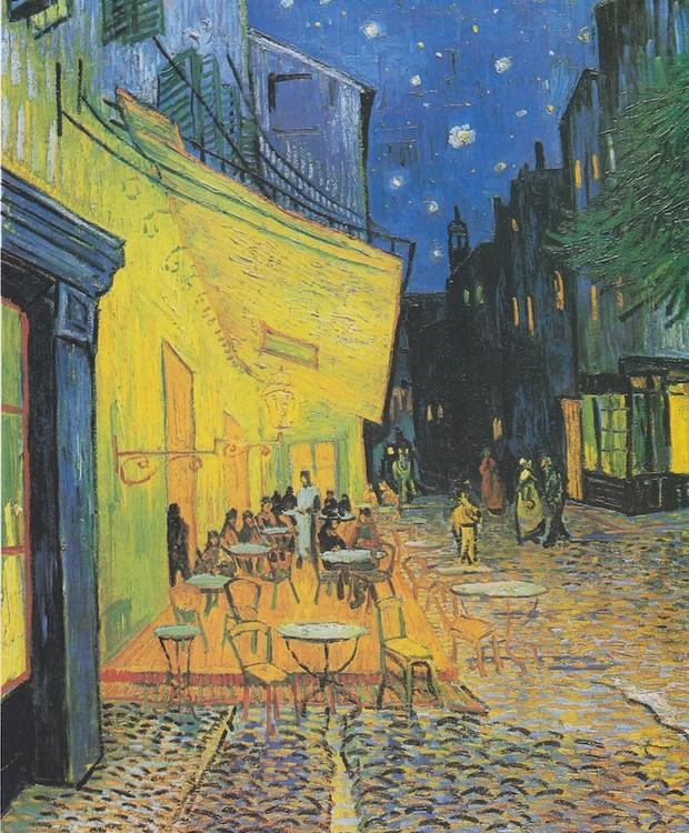 """""""Le Café de la Nuit"""" é uma das obras mais icônicas de van Gogh (Foto: Wikimedia Commons/ Reprodução)"""