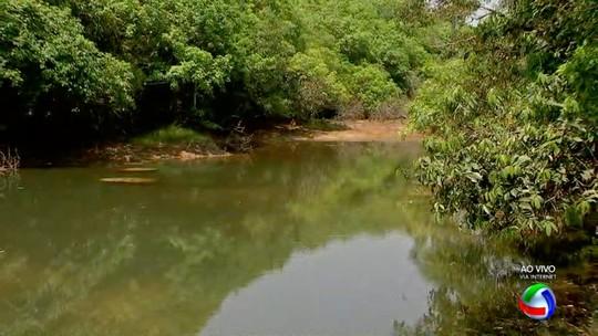 Por baixo nível em nascentes, população de Chapada dos Guimarães (MT) fica sem água