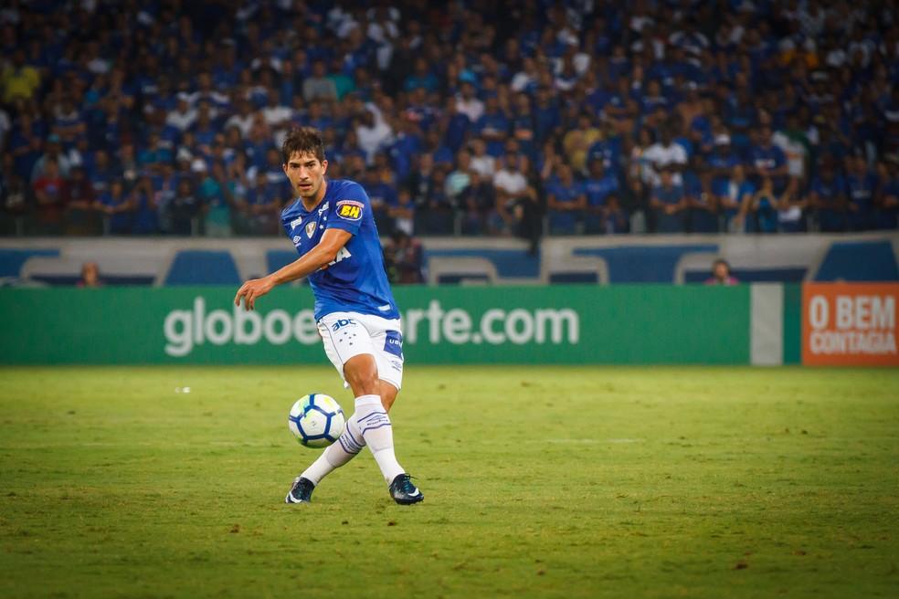 Sem grandes novidades, Cruzeiro renovou contrato de empréstimo com Lucas Silva (Foto: Vinnicius Silva/Cruzeiro)