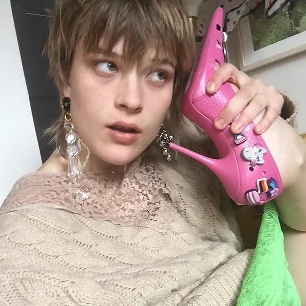 Balenciaga (Foto: Reprodução Instagram)