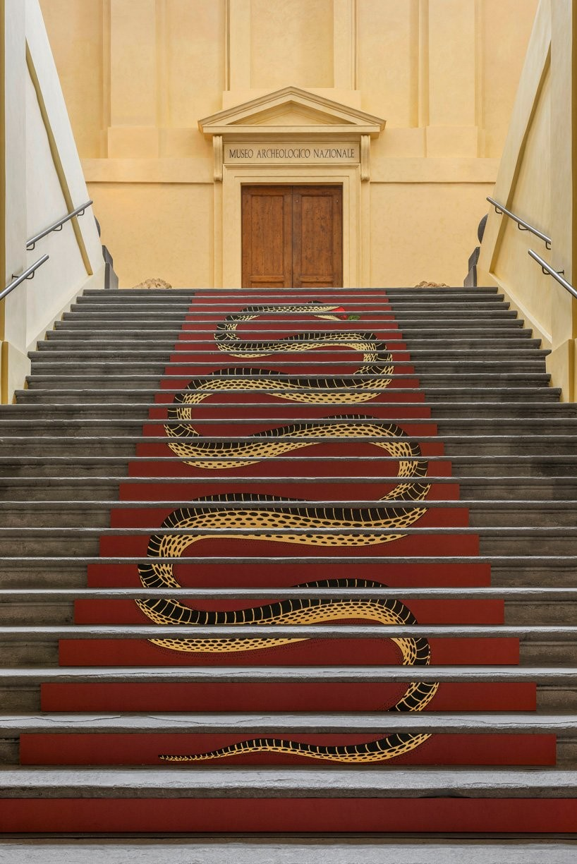 Clássico e contemporâneo dialogam em nova exposição da Fornasetti (Foto: Cosimo Filippini)