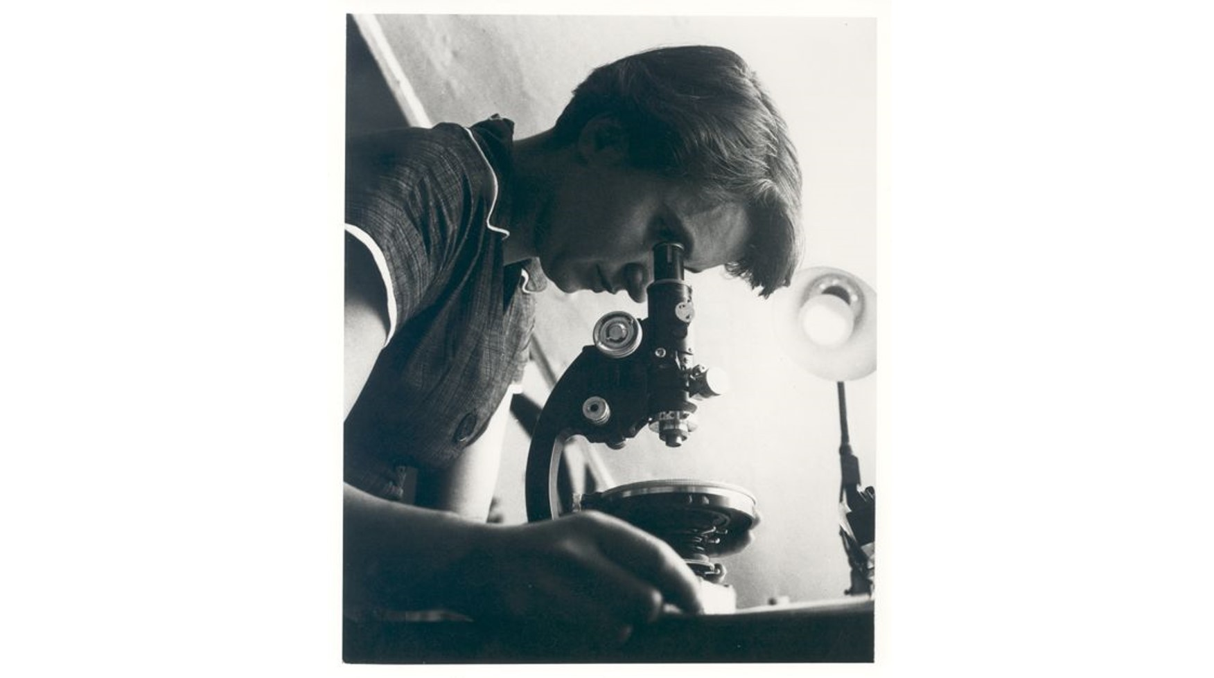 Rosalind Franklin (Foto: Wikimedia Commons)
