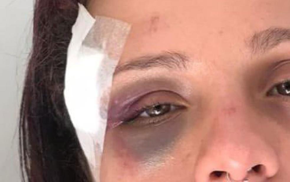 Lutador de Jiu Jitsu foi denunciado por espancar ex-mulher, em apartamento no bairro da Barra, em Salvador — Foto: Arquivo Pessoal