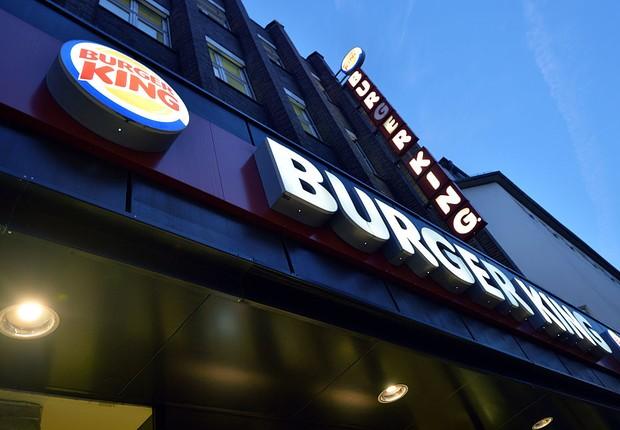 Restaurante da rede Burger King na Alemanha (Foto: Thomas Lohnes/Getty Images)