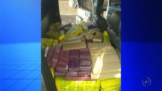 Homem é preso com tabletes de maconha em Nipoã