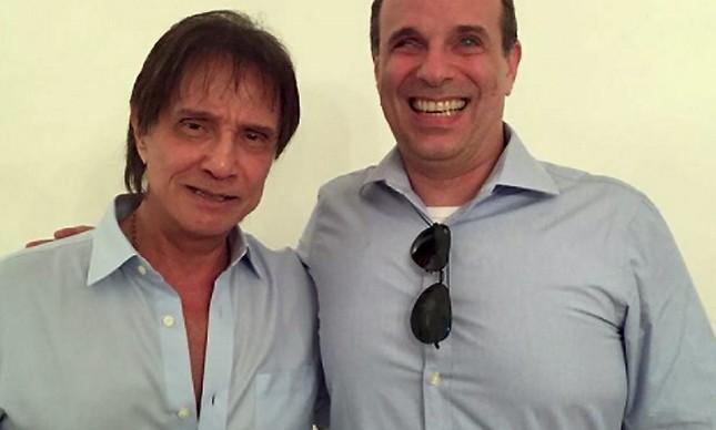 Musical vai contar a história de Dudu Braga, filho recém falecido de Roberto Carlos