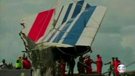 Justiça francesa rejeita acusação contra Air France e culpa pilotos por acidente em voo Rio-Paris