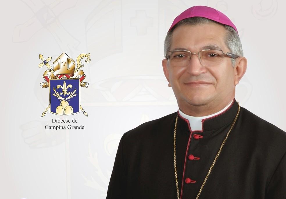 Resultado de imagem para novo bispo da cidade de campina grande