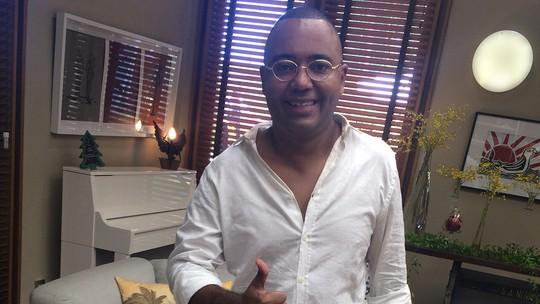 Dudu Nobre fala dos novos projetos que incluem mistura de samba com música eletrônica