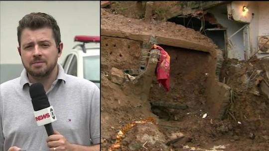 Quatro crianças morrem em deslizamento de terra em Mauá (SP)