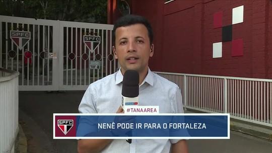 Fortaleza volta a sondar Nenê, e futuro no São Paulo será decidido após o Paulista
