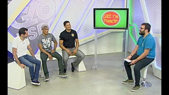 GE na Rede faz aquecimento para Jungle Fight 93 com membros da Marajó Brothers