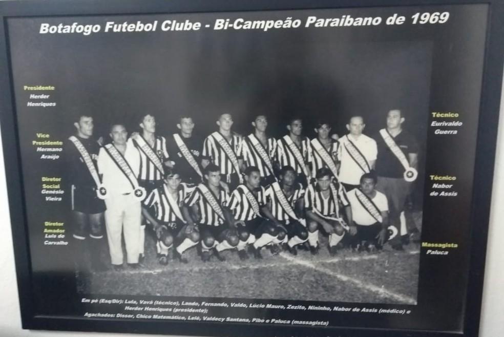 De tri para tri! Grandes lendas do Botafogo-PB se reúnem e avaliam o momento atual do clube | botafogo-pb | ge