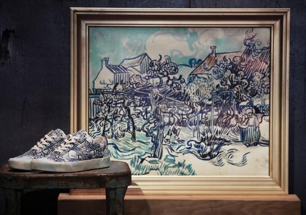 Vans x Van Gogh Museum (Foto: Divulgação)