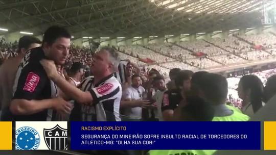 """""""Bolha do futebol"""": Redação debate depredação e racismo no clássico mineiro"""