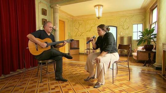 Compositor de clássico da música instrumental brasileira, violonista mineiro Juarez Moreira foi destaque do programa
