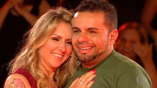 'The Wall': casal ganha R$ 149 mil e quer fazer tratamento para engravidar