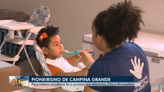 'Vencemos dia após dia', diz mãe da primeira criança diagnosticada com Zika Congênita no mundo