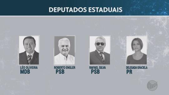 Região de Ribeirão Preto elege 5 deputados estaduais e reelege 3 federais neste domingo