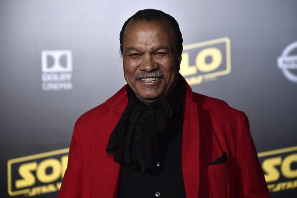 O ator Billy Dee Williams (Foto: Getty Images)