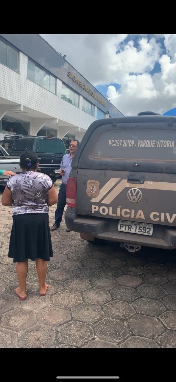 Idosa é presa por fraude em saques bancários na cidade de Chapadinha