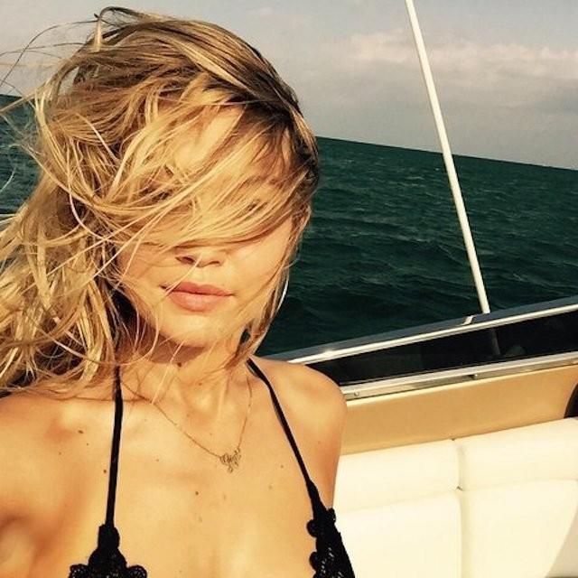 Gigi Hadid (Foto: Instagram Gigi Hadid/ Reprodução)