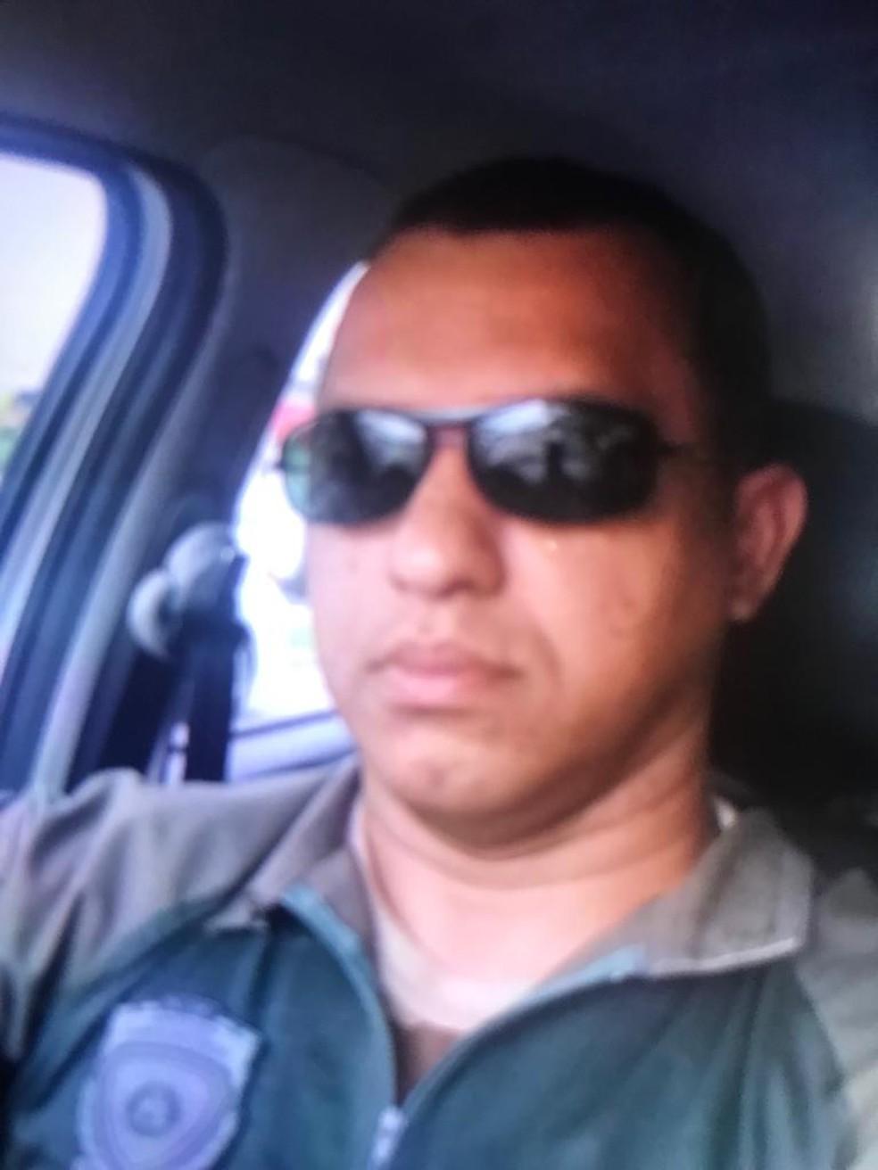 Marcio Jorge Lago Marques foi preso por suspeita de ter matado professora e jogado o corpo ao lado da TV Universitária, em São Luís — Foto: Divulgação/Polícia Civil