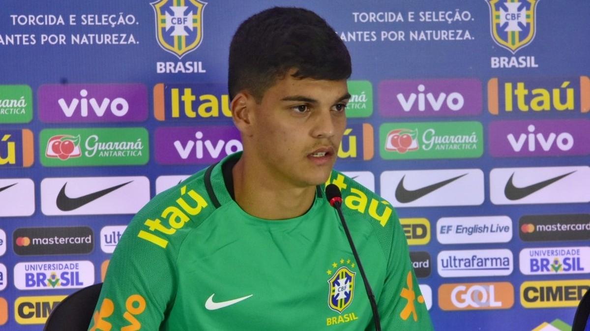 47dc255a5b Melhor goleiro do Mundial Sub-17
